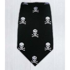 Skull & Bones Tie